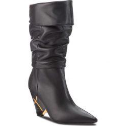 Kozaki BALDININI - 905003P82PRICA0000 Nero. Czarne buty zimowe damskie Baldinini, ze skóry. Za 3189,00 zł.