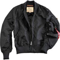 Kurtka Alpha Industries MA-1 TT Women (141041-03-BLACK). Brązowe kurtki damskie zimowe marki QUECHUA, m, z materiału. Za 304,99 zł.