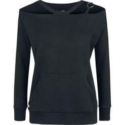 Black Premium by EMP Coming Undone Bluza damska czarny. Czarne bluzy z kieszeniami damskie marki Black Premium by EMP, xl, z poliesteru. Za 129,90 zł.
