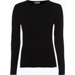 Marie Lund - Sweter damski z czystego kaszmiru, czarny. Czarne swetry klasyczne damskie Marie Lund, l, z kaszmiru. Za 449,95 zł.