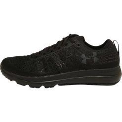 Under Armour THREADBORNE FORTIS Obuwie do biegania treningowe black. Czarne buty do biegania damskie Under Armour, z materiału. W wyprzedaży za 381,75 zł.