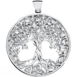 EtNox Tree Of Life Wisiorek srebrny. Szare wisiorki damskie etNox, srebrne. Za 399,90 zł.