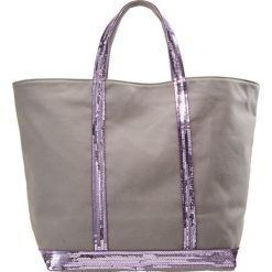 Shopper bag damskie: Vanessa Bruno CABAS MOYEN Torba na zakupy quartz