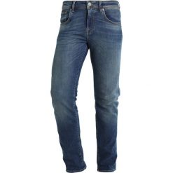 Jeansy męskie: Selected Homme SHNSLIM LEON Jeansy Slim Fit medium blue denim