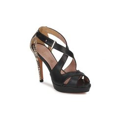Sandały Fericelli  VELCO. Czarne sandały damskie Fericelli. Za 398,30 zł.