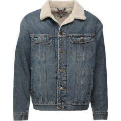 Lee SHERPA Kurtka jeansowa vintage worn. Niebieskie kurtki męskie jeansowe Lee, m, vintage. Za 499,00 zł.