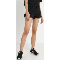 Bermudy damskie: Miss Sixty RAINES Szorty jeansowe black