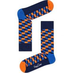 Skarpetki męskie: Happy Socks - Skarpety Filled Optic