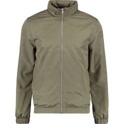 Kurtki męskie bomber: Burton Menswear London FUNNEL NECK LIGHT WEIGHT Kurtka wiosenna khaki