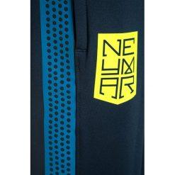 Nike Performance NEYMAR DRY SQUAD Spodnie treningowe armory navy/volt. Niebieskie spodnie chłopięce marki Nike Performance, z materiału. Za 219,00 zł.
