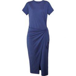 Polo Ralph Lauren Długa sukienka rustic navy. Czarne długie sukienki marki Polo Ralph Lauren, polo. W wyprzedaży za 345,95 zł.