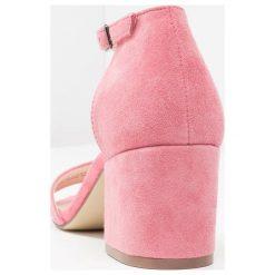 Rzymianki damskie: Bianco Sandały light pink
