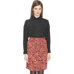 Minispódniczki: Prosta półdługa spódnica