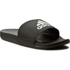 Klapki adidas - adilette Cf+C S79352 Cblack/Silvmt/Cblack. Czarne klapki męskie Adidas, z materiału. Za 129,00 zł.