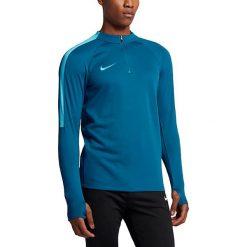 Nike Koszulka męska Squad niebieska r. M (807063 457). Niebieskie t-shirty męskie Nike, m, do piłki nożnej. Za 149,90 zł.