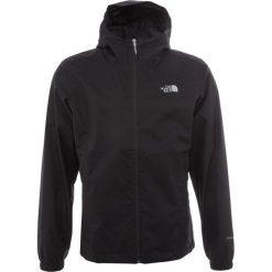 The North Face QUEST JACKET Kurtka hardshell black. Różowe kurtki sportowe męskie marki The North Face, m, z nadrukiem, z bawełny. Za 399,00 zł.