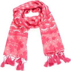 Chusta TWINSET - Sciarpa OS8T2A St. Mix Pr 02528. Czerwone chusty damskie Twinset, z bawełny. W wyprzedaży za 199,00 zł.