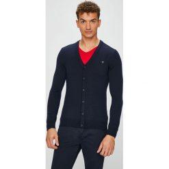 Guess Jeans - Kardigan. Czarne kardigany męskie Guess Jeans, l, z jeansu. Za 399,90 zł.