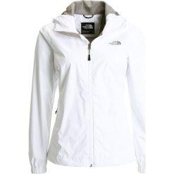 The North Face QUEST JACKET Kurtka hardshell white. Różowe kurtki sportowe damskie marki The North Face, m, z nadrukiem, z bawełny. Za 399,00 zł.