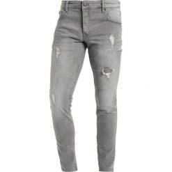 Jeansy męskie: Solid DEXTER  Jeans Skinny Fit grey denim