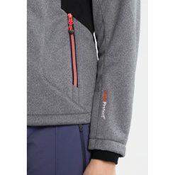 CMP Kurtka Softshell nero melange/bitter. Czerwone kurtki sportowe damskie marki CMP, z materiału. W wyprzedaży za 257,40 zł.