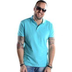 Koszulki polo: Koszulka polo w kolorze turkusowym