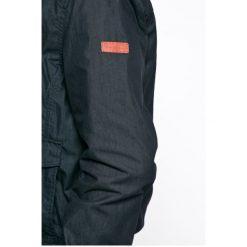 Pepe Jeans - Kurtka bomber Sandalo. Szare kurtki męskie bomber Pepe Jeans, m, z bawełny. W wyprzedaży za 399,90 zł.