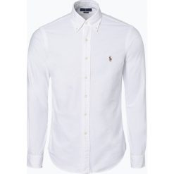 Polo Ralph Lauren - Koszula męska Oxford, czarny. Czarne koszule męskie na spinki Polo Ralph Lauren, m, ze splotem, polo. Za 439,95 zł.