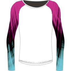 Bluzki asymetryczne: Spokey Koszulka damska Hay biała r. L (839486)