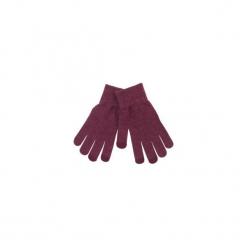 Rękawiczki damskie gładkie. Brązowe rękawiczki damskie TXM. Za 7,99 zł.