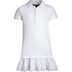 Odzież dziecięca: Polo Ralph Lauren DRESSES Sukienka letnia white