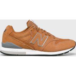 New Balance - Buty MRL996SD. Szare buty skate męskie New Balance, z materiału, na sznurówki. W wyprzedaży za 399,90 zł.