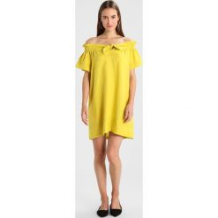 Sukienki hiszpanki: Whistles RESORT PIA BARDOT DRESS Sukienka letnia yellow