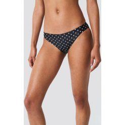 Hot Anatomy Dół bikini w kropki - Black. Zielone bikini marki Hot Anatomy, z haftami. Za 64,95 zł.