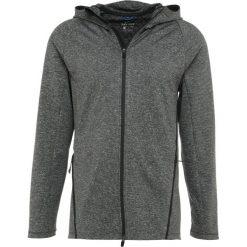 Nike Performance DRY Bluza rozpinana black/black. Niebieskie bluzy męskie rozpinane marki Nike Performance, m, z materiału. Za 629,00 zł.