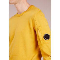C.P. Company CREW NECK Bluza golden yellow. Żółte bluzy męskie C.P. Company, m, z bawełny. Za 669,00 zł.