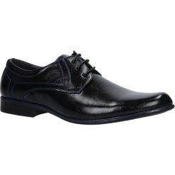Czarne buty wizytowe Casu MXC401. Czarne buty wizytowe męskie Casu. Za 79,99 zł.