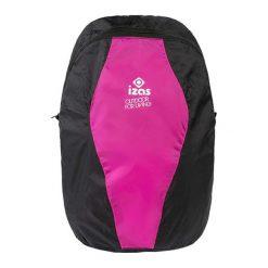 Plecaki męskie: Plecak w kolorze czarno-różowym – 16 l