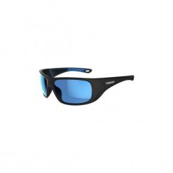 Okulary przeciwsłoneczne żeglarskie 500 polaryzacyjne kategoria 3. Czarne okulary przeciwsłoneczne męskie aviatory TRIBORD, z gumy. Za 99,99 zł.
