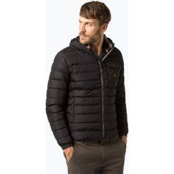 RefrigiWear - Męska kurtka puchowa, czarny. Czarne kurtki męskie pikowane Refrigiwear, m, z puchu, eleganckie. Za 749,95 zł.