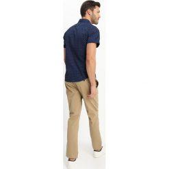 Chinosy męskie: Jack Wills ELLSMERE  Spodnie materiałowe sand