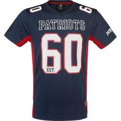 T-shirty męskie z nadrukiem: NFL New England Patriots T-Shirt niebieski