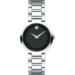 Zegarki damskie: Zegarek damski Movado Modern Classic 0607101