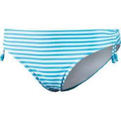 Bez Kategorii: Figi bikini w kolorze turkusowo-białym