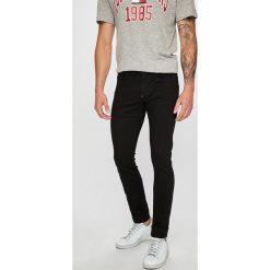 G-Star Raw - Jeansy Revend. Czarne jeansy męskie skinny marki G-Star RAW. W wyprzedaży za 399,90 zł.