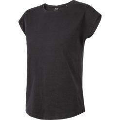 T-shirty damskie: T-shirt damski TSD303 – czarny
