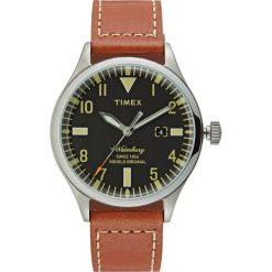 Timex THE WATERBURY Zegarek black/rust. Brązowe zegarki męskie Timex. Za 419,00 zł.