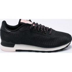 Reebok Classic - Buty Chalk. Czarne buty sportowe damskie reebok classic Reebok Classic, z materiału. W wyprzedaży za 299,90 zł.