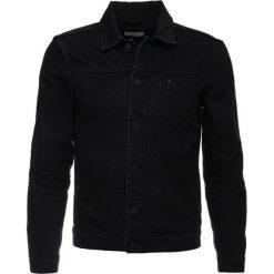 AllSaints BAJIO Kurtka jeansowa black. Niebieskie kurtki męskie jeansowe marki Reserved, l. Za 619,00 zł.