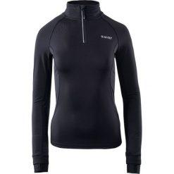 Hi-tec Bluza damska Lady Olme Black/Reflective r. L. Czarne bluzy sportowe damskie marki Hi-tec, l. Za 94,50 zł.